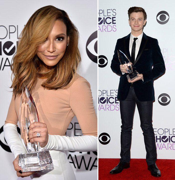 Are Naya Rivera, Chris Colfer, and Kristin Chenoweth Headed to Peter Pan Live?
