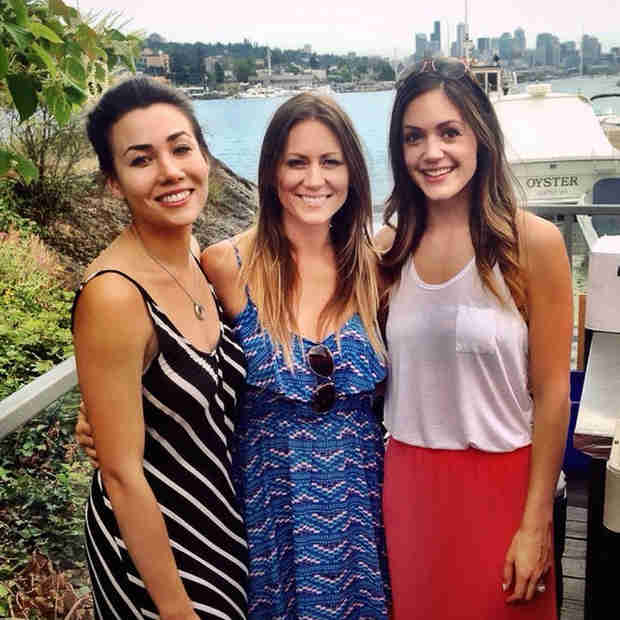 "Sharleen Joynt ""Surprises"" Renee Oteri and Desiree Hartsock in Seattle! (PHOTO)"