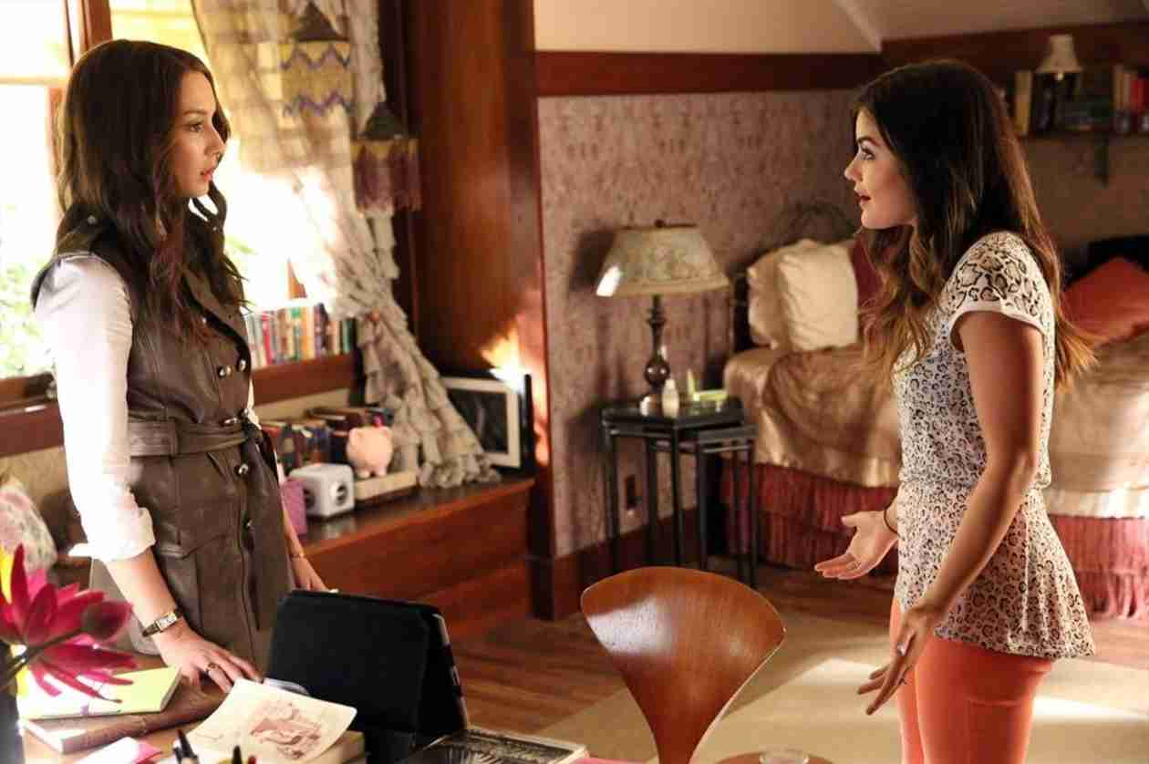 "Pretty Little Liars Synopsis: Season 5, Episode 10 — ""A Dark Ali"""