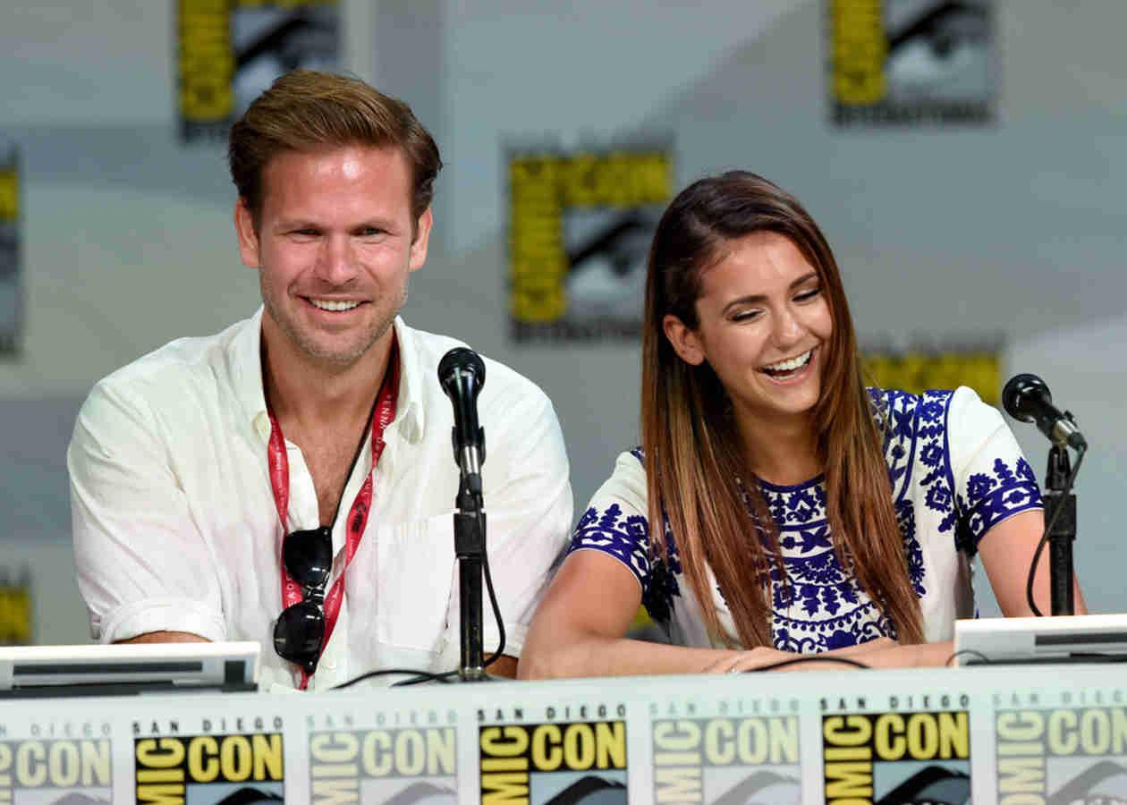 "Nina Dobrev Fires Back at Orlando Bloom Dating Rumors — Shows Off All Her ""Boyfriends"" (VIDEO)"