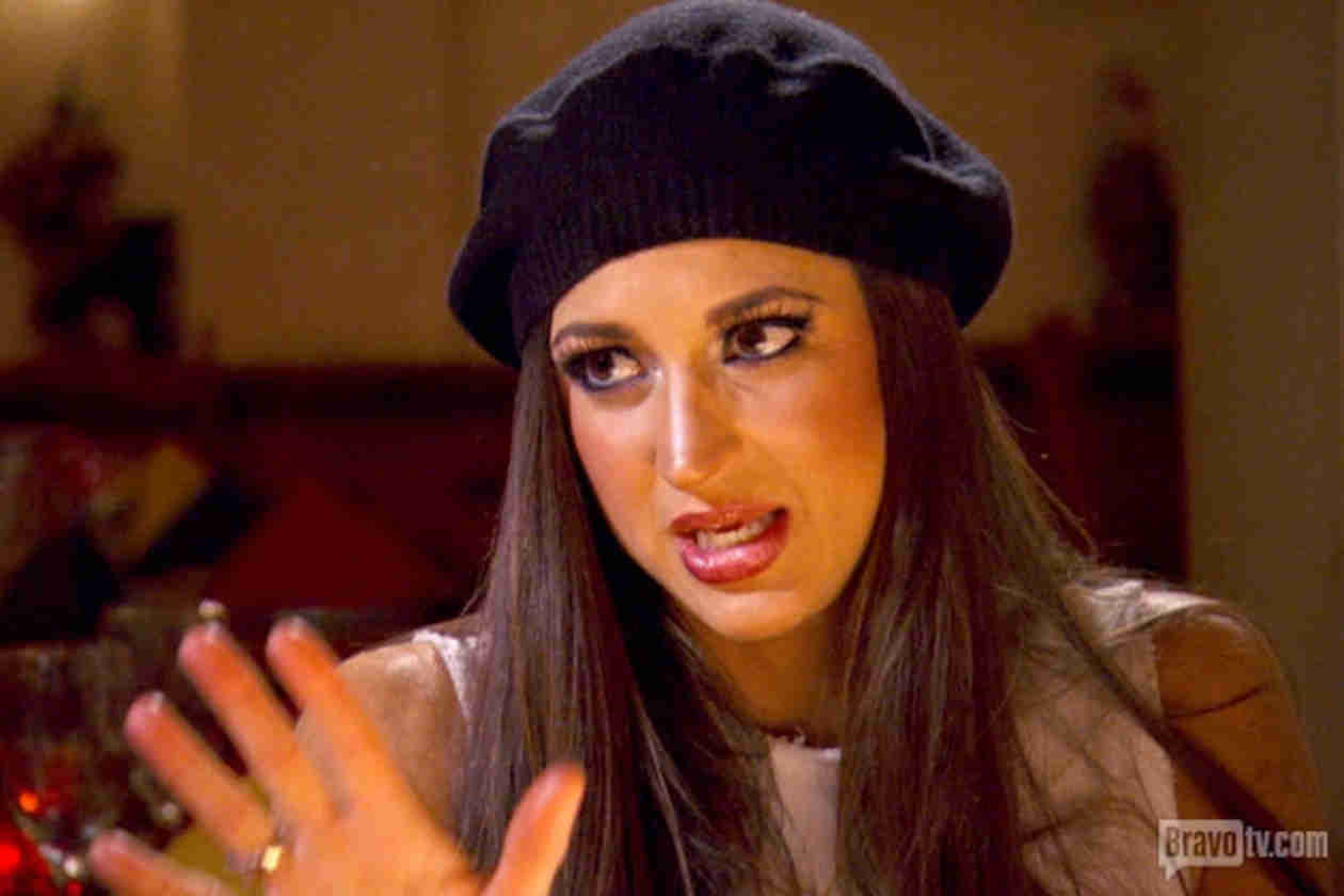 "Amber Marchese to Melissa Gorga: ""Game On, Girl."""