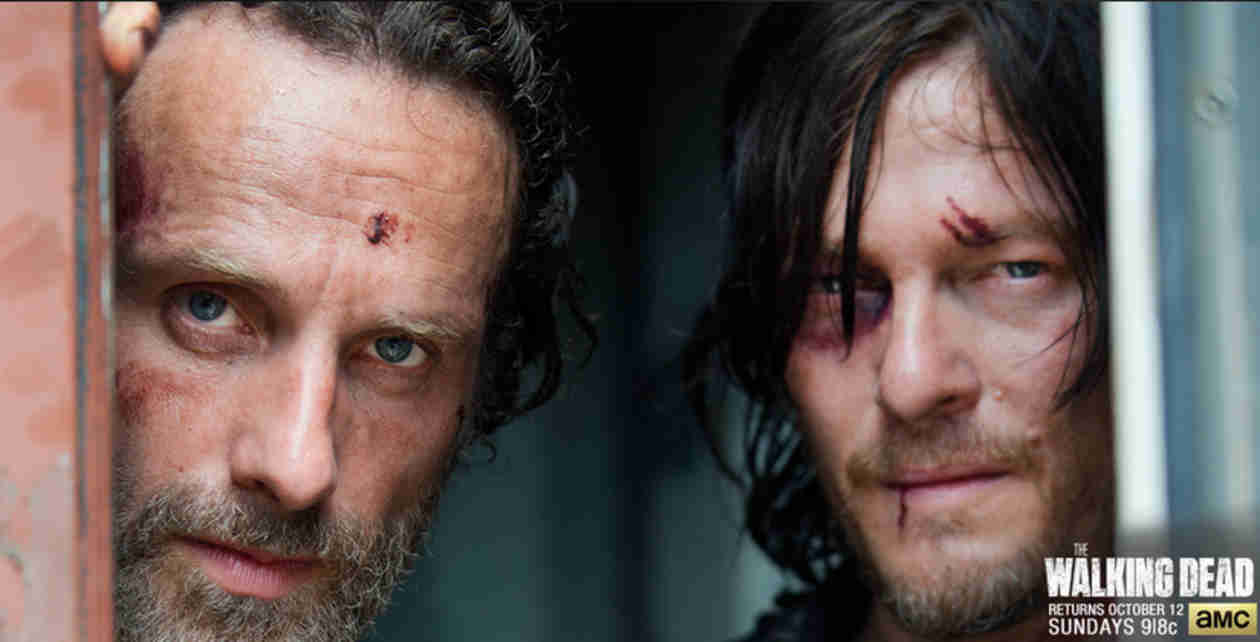 Watch Rick Grimes Say Uncensored Final Line in The Walking Dead Season 4 (VIDEO)
