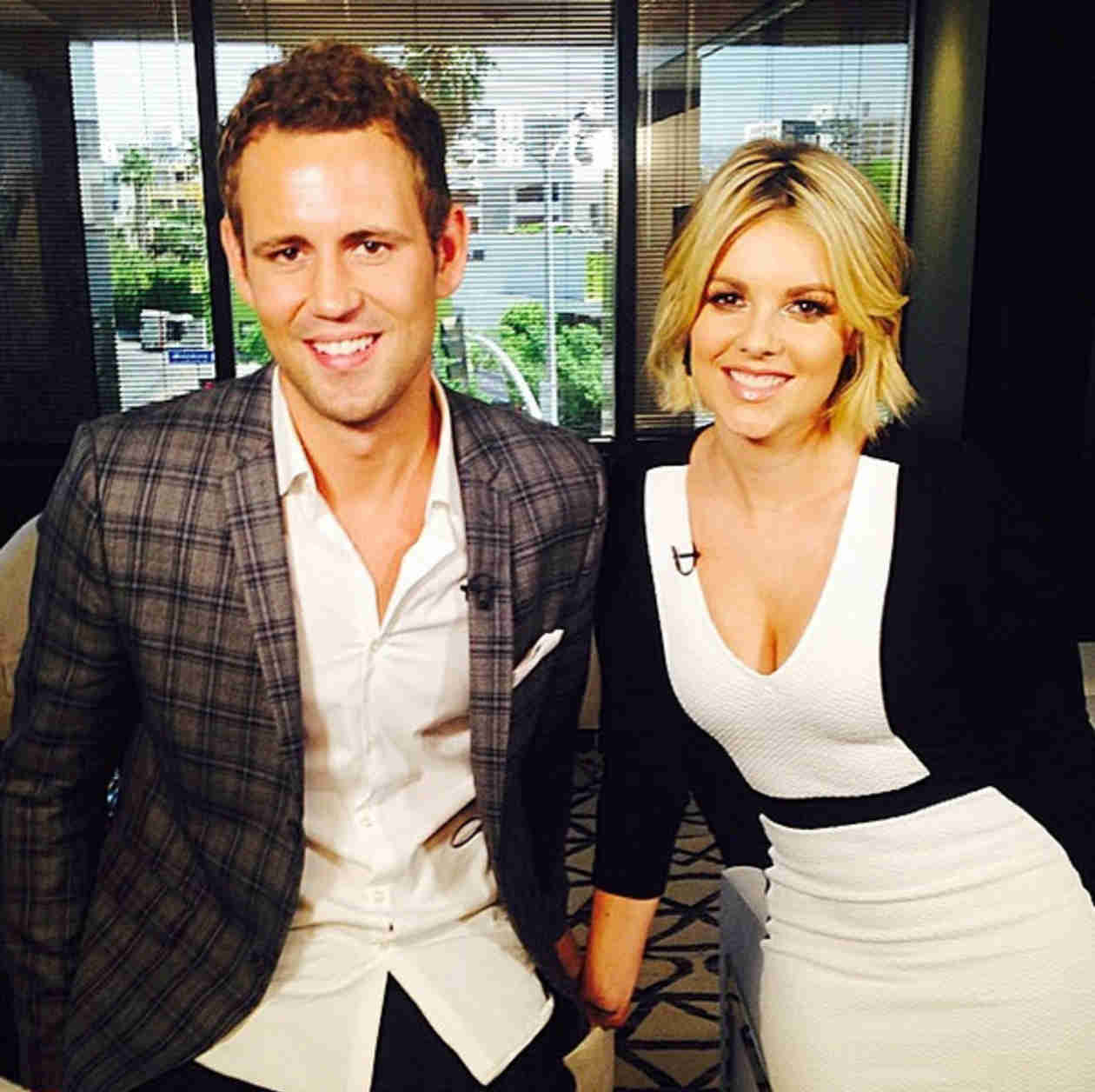 "Ali Fedotowsky Feels Bad For Nick Viall, Admits She ""Almost Started Crying"" (VIDEO)"