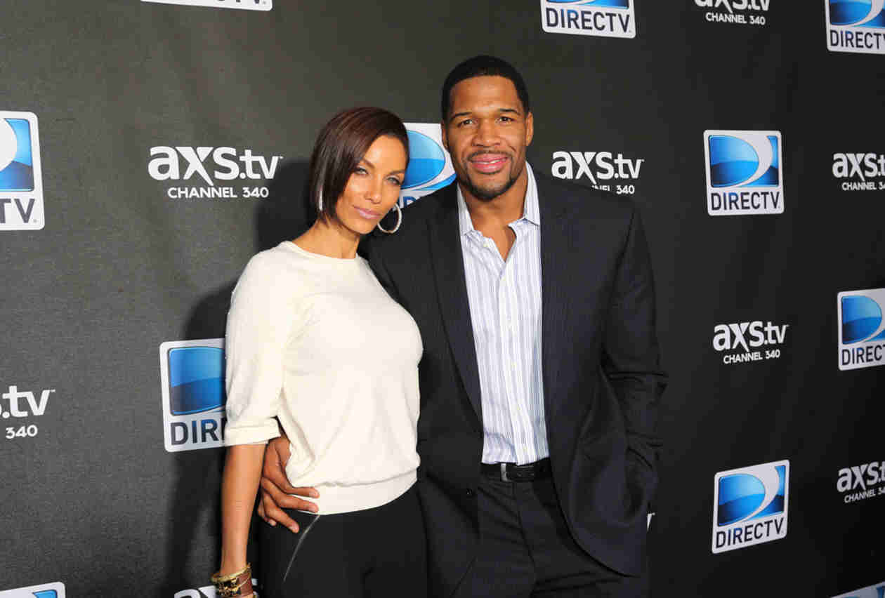 Michael Strahan, Nicole Murphy Really Split Over Cheating, Prenup? — Reports (VIDEO)