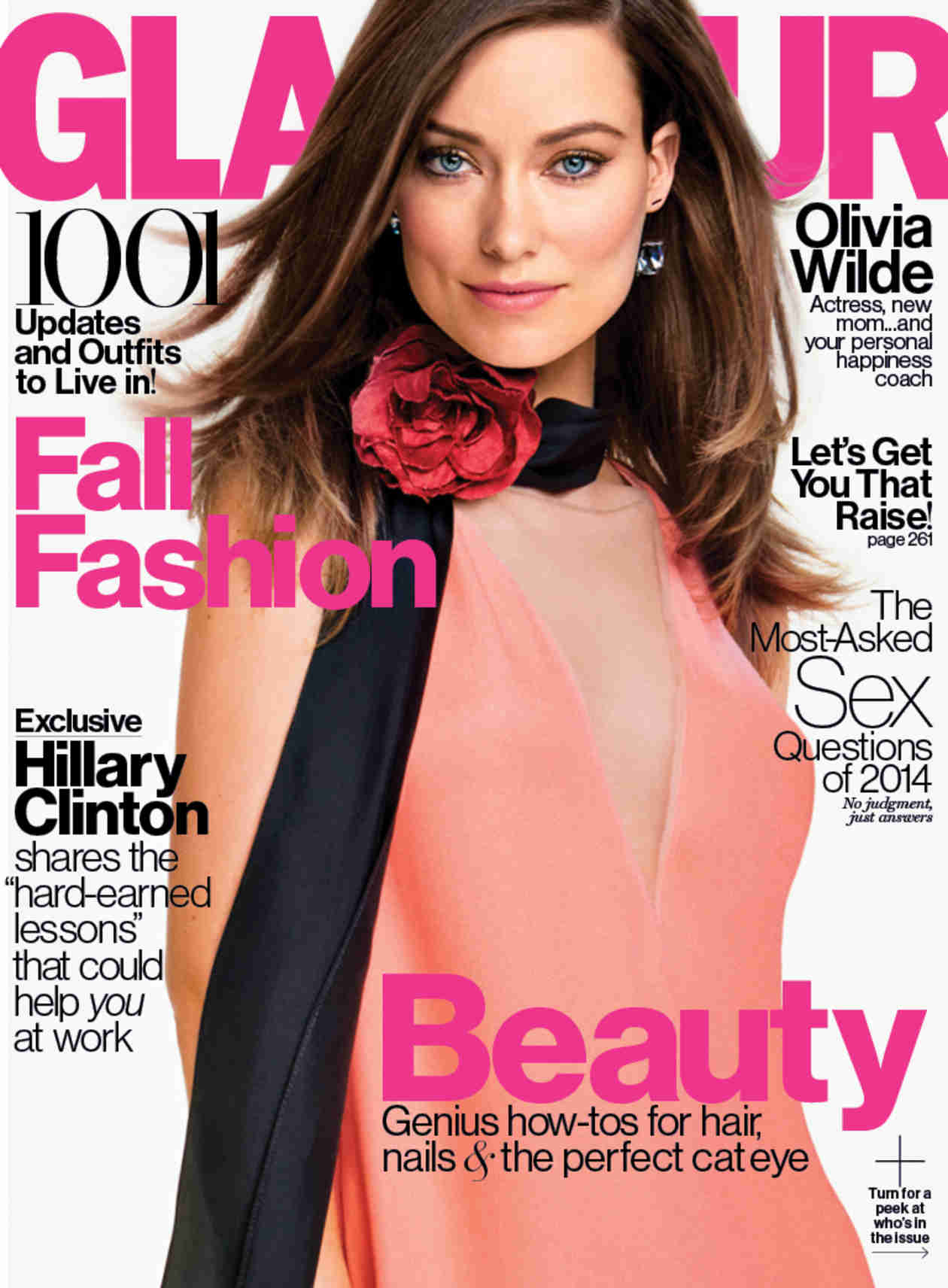 Olivia Wilde Breastfeeds Son For Glamour Photoshoot (VIDEO)