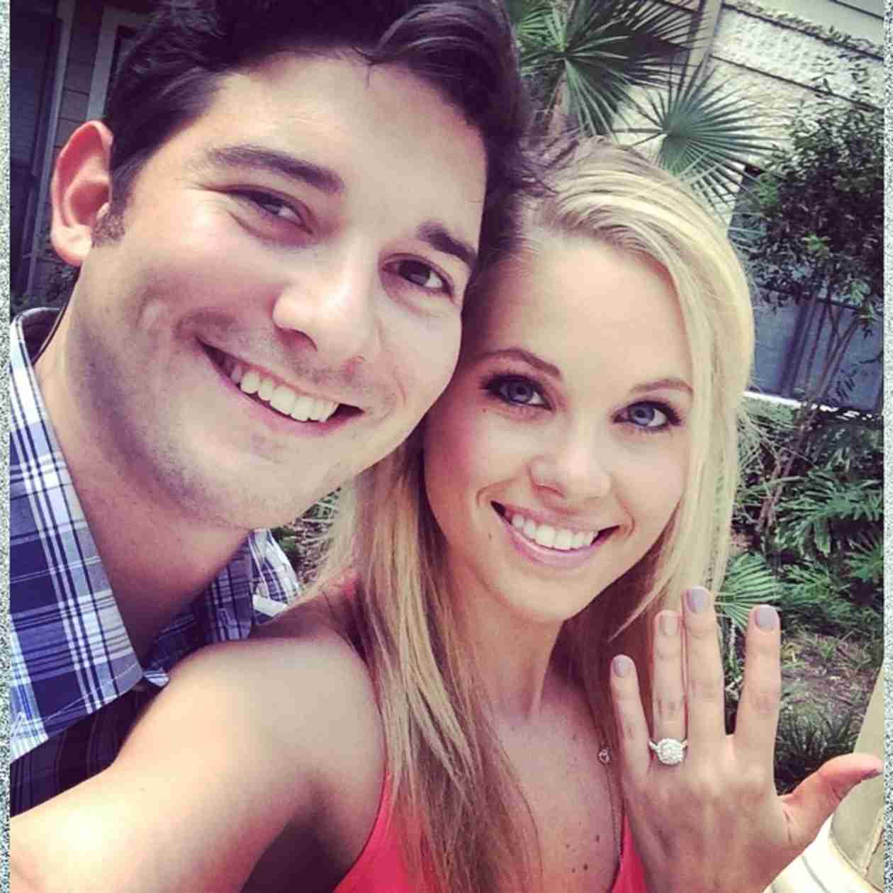 Big Brother 15's Aaryn Gries Is Engaged — See Her Engagement Ring! (PHOTO)