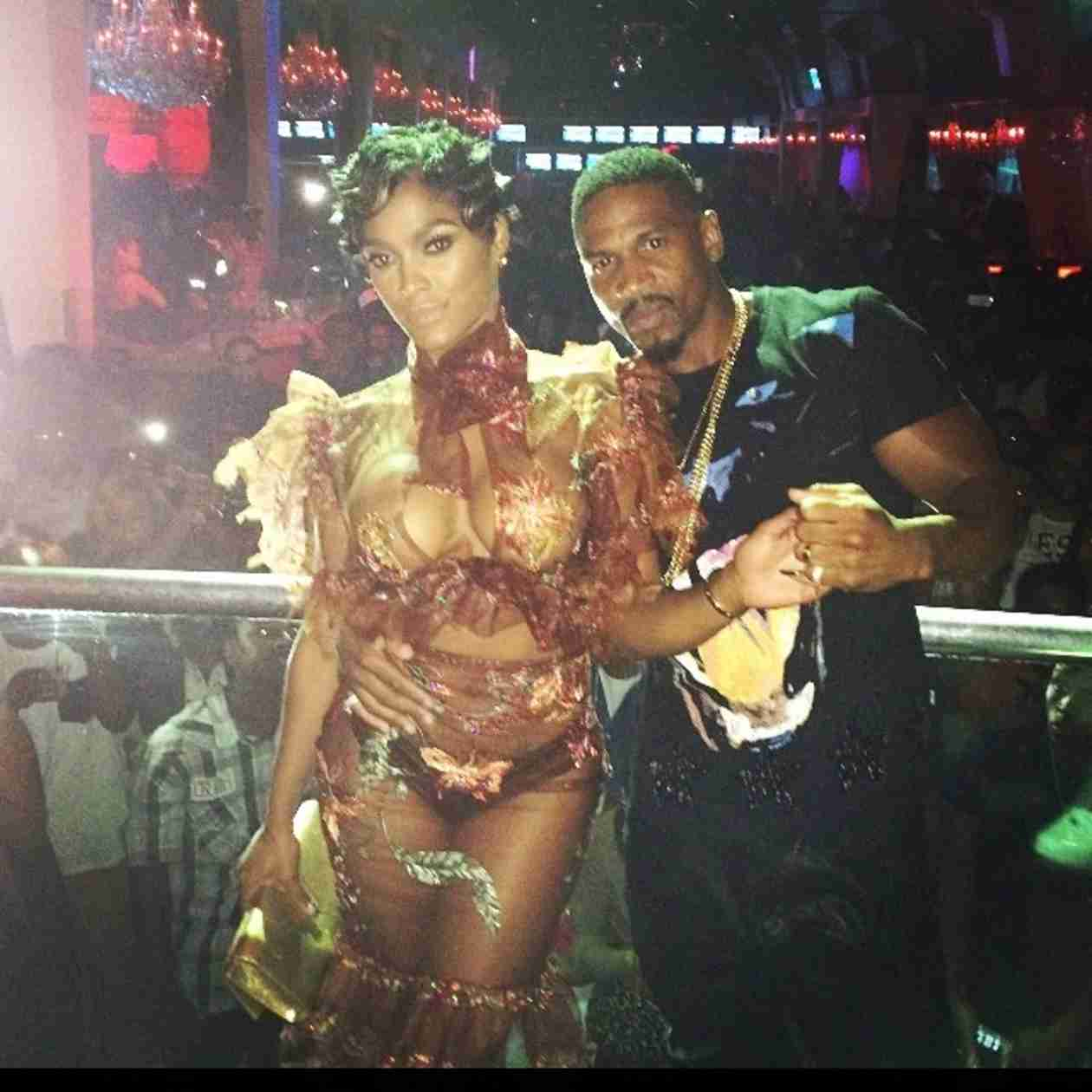 Joseline Hernandez Wears Fall-Inspired Ensemble to Velvet Room — Love It or Leave It? (PHOTOS)