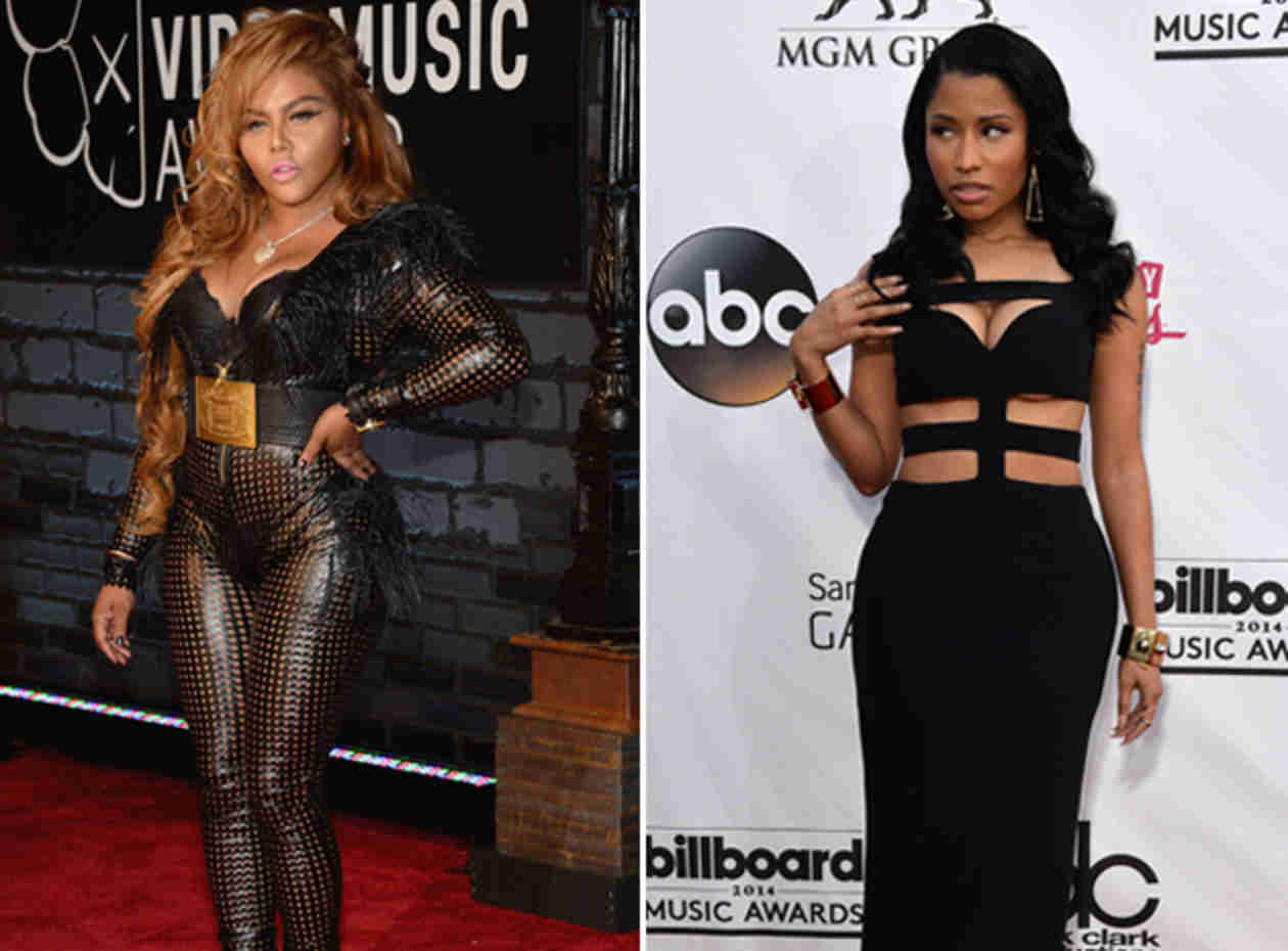 "Lil' Kim Slams Nicki Minaj in New ""Flawless"" Remix — Take a Listen!"