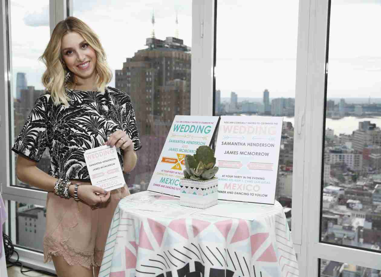 The Hills Star Whitney Port Launches Bridal Stationery Collection — Exclusive