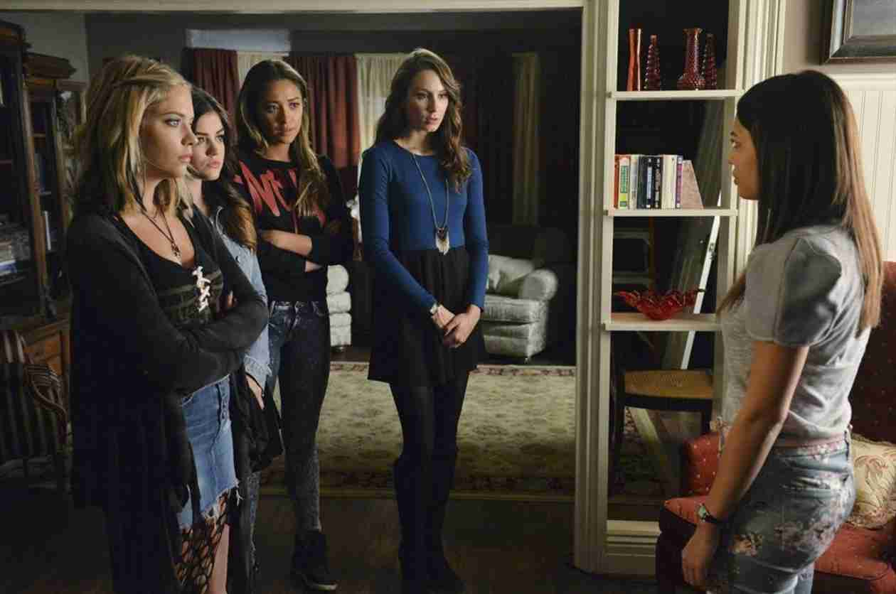 Pretty Little Liars Season 5 Midseason Finale: Canadian Promo (VIDEO)