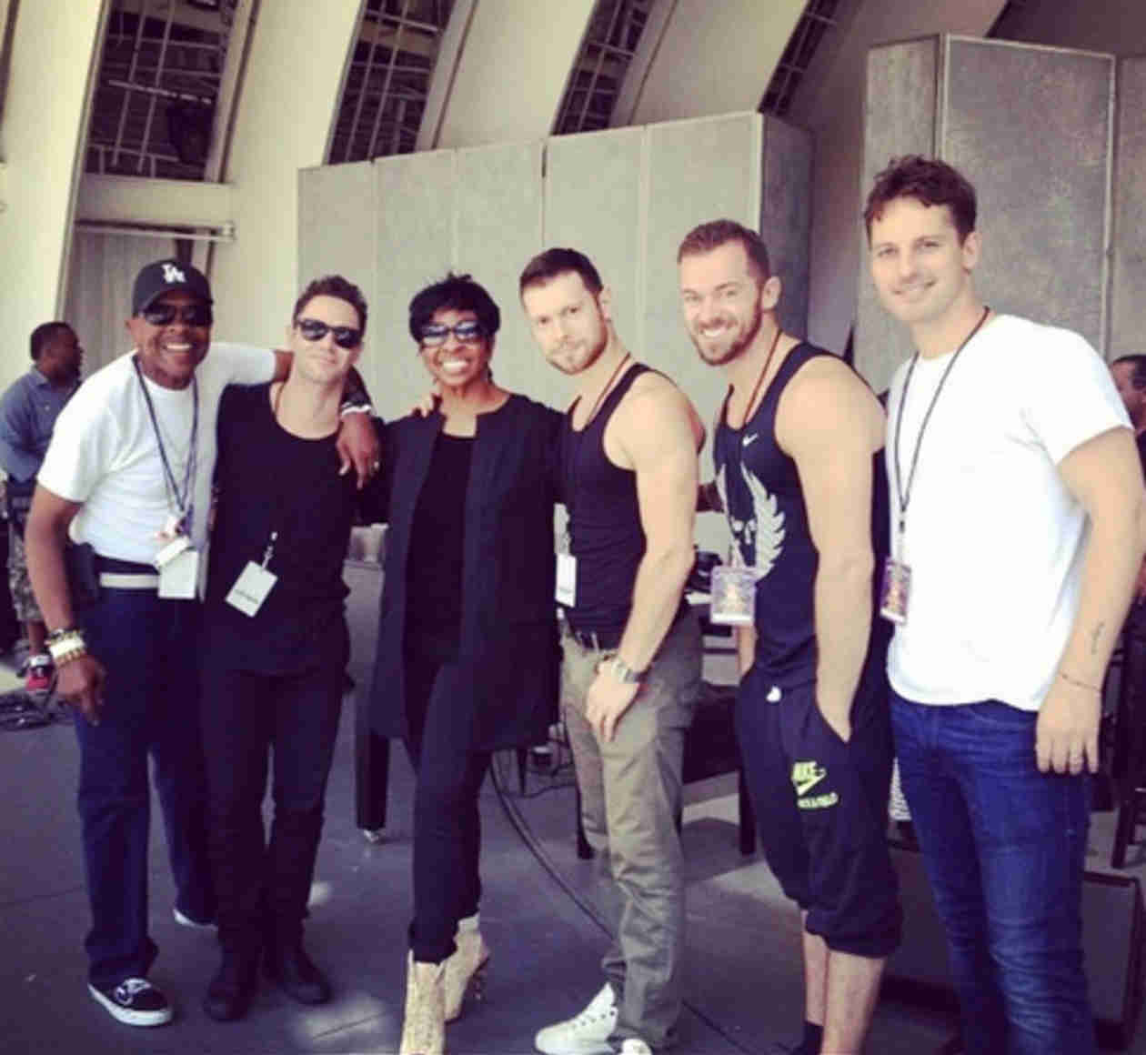 DWTS Reunion! Gladys Knight Dances With Tristan MacManus and Pros (PHOTOS, VIDEO)