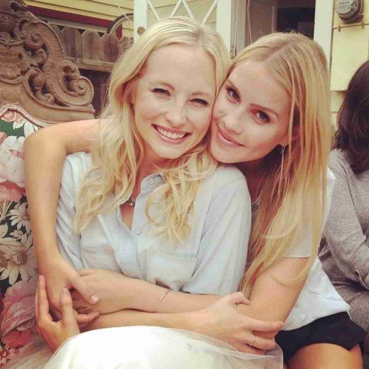 Candice Accola Celebrates Bridal Shower With Claire Holt — When Is the Wedding? (PHOTO)