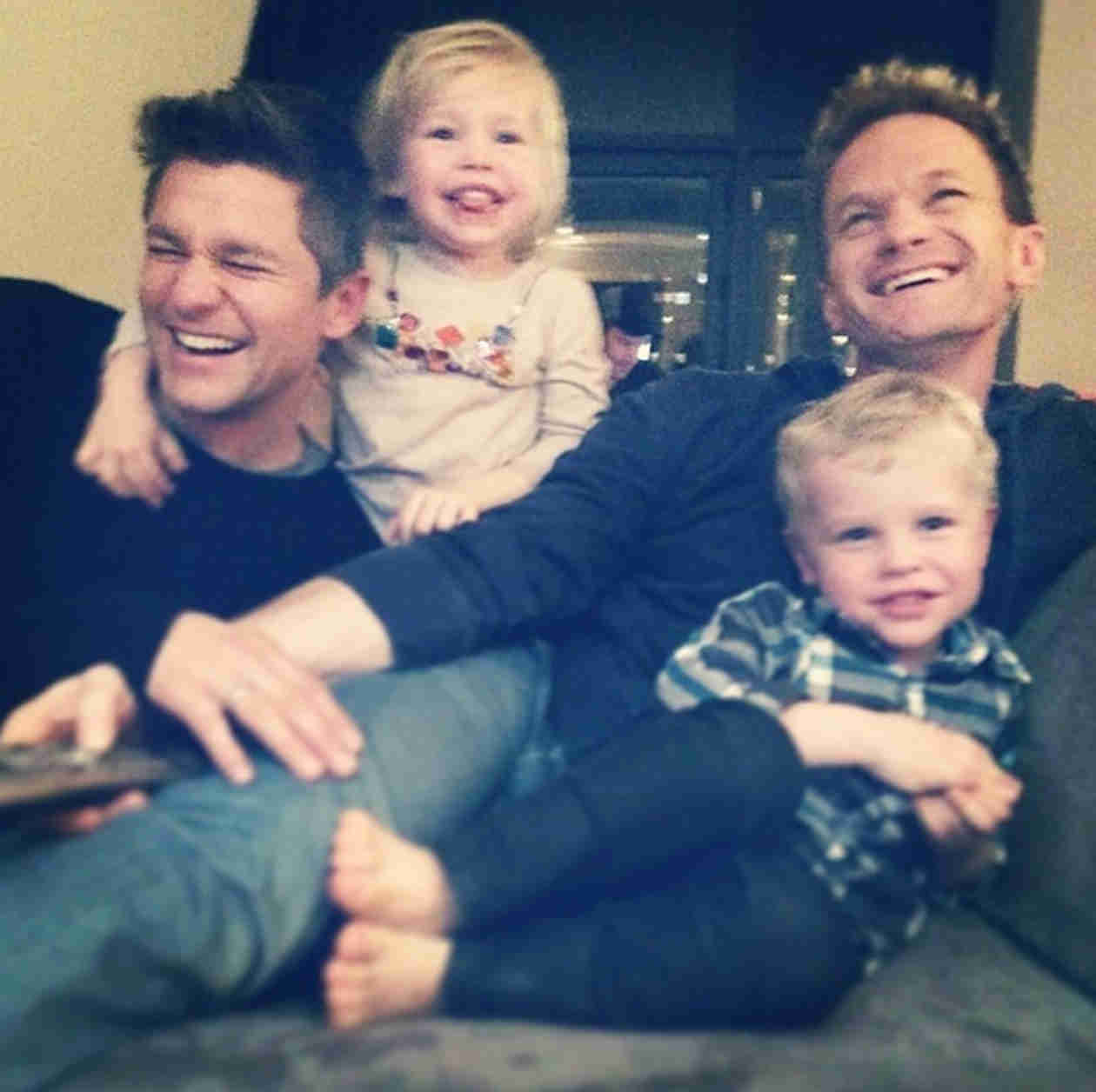 Neil Patrick Harris on Having Kids: It Made Me Re-Fall in Love With David Burtka