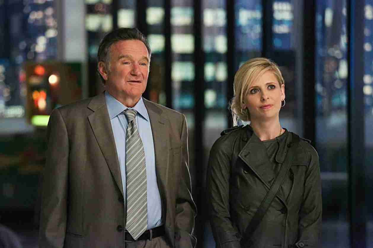 "Sarah Michelle Gellar: Robin Williams ""Was the Father I Always Dreamed of Having"""