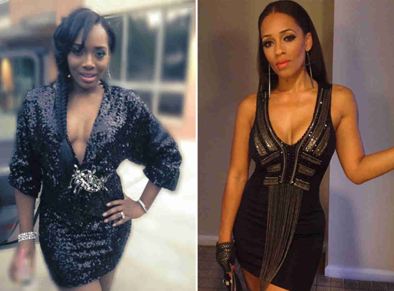 Yandy Smith and Melyssa Ford Team Up For New Show — Hear What It's About!