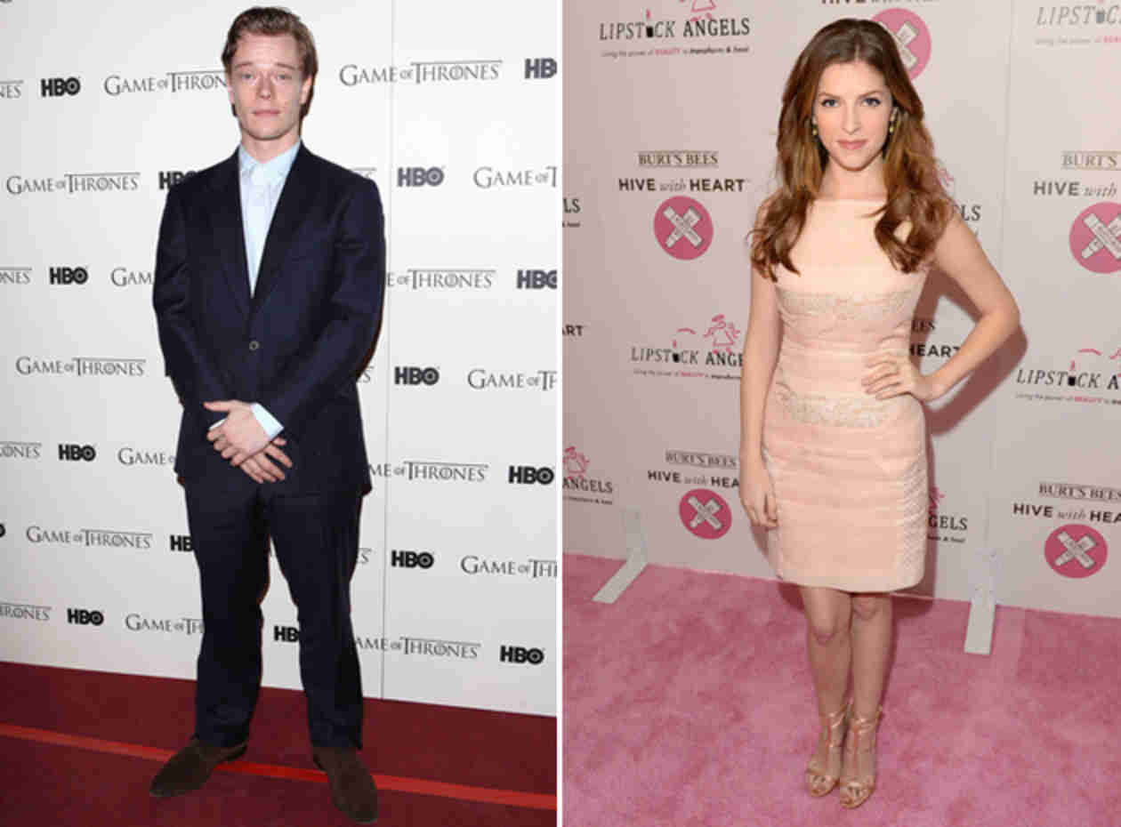 Is Anna Kendrick Dating Game of Thrones' Alfie Allen?