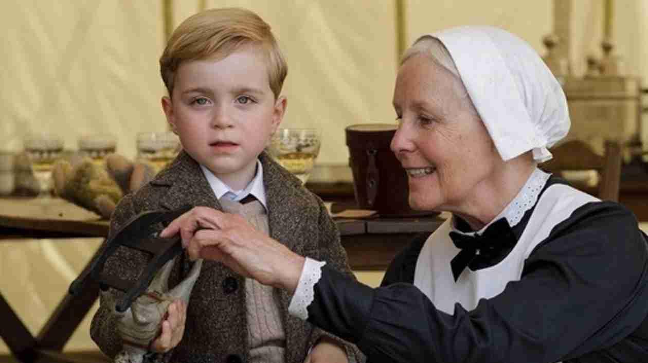 Downton Abbey Season 5: Who Plays George Crawley?