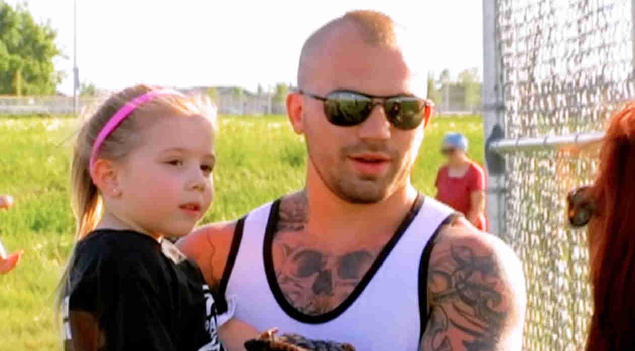 Should Adam Lind Get Joint Custody of Daughter Aubree?