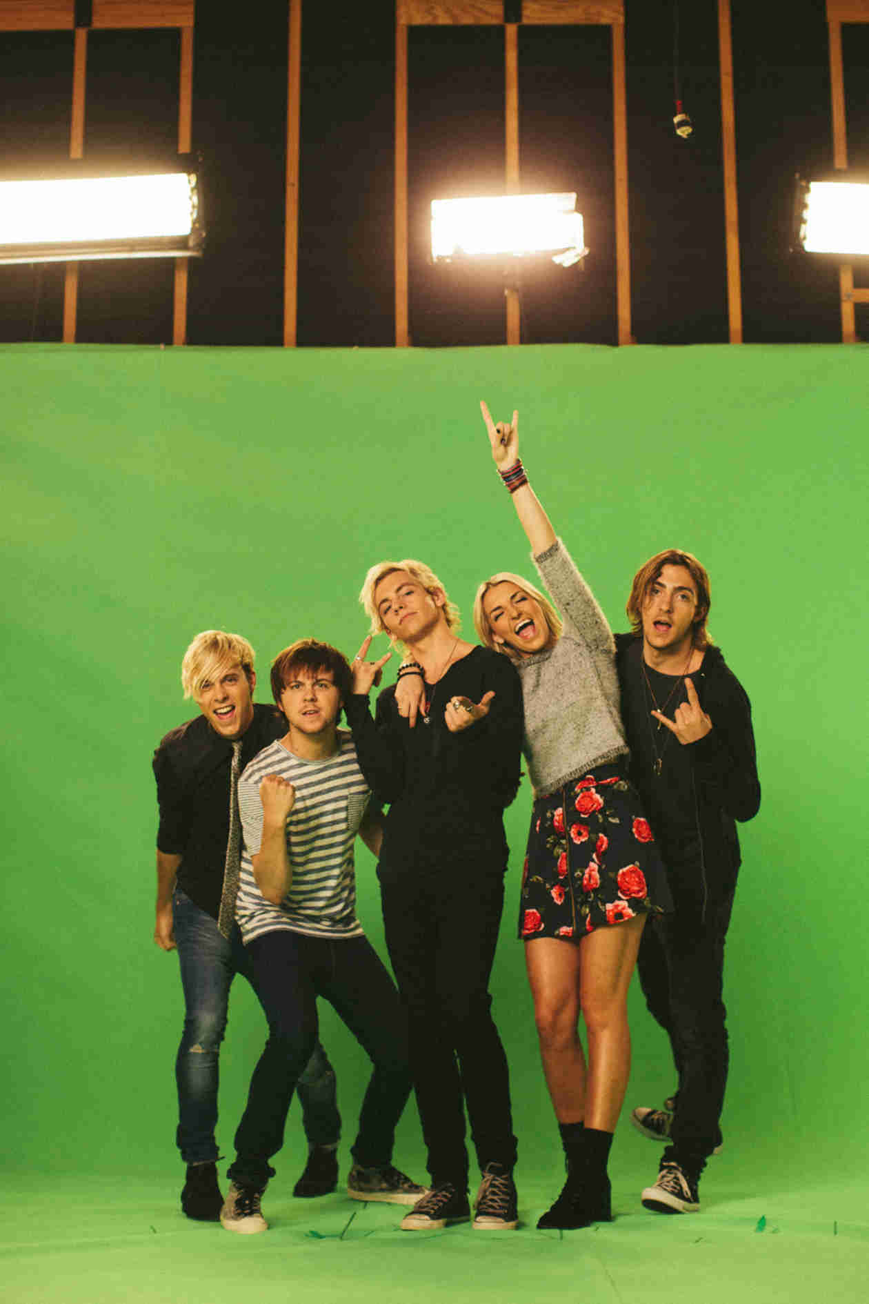 You Could Meet Disney Pop Rock Band R5 in Person — Find Out How!