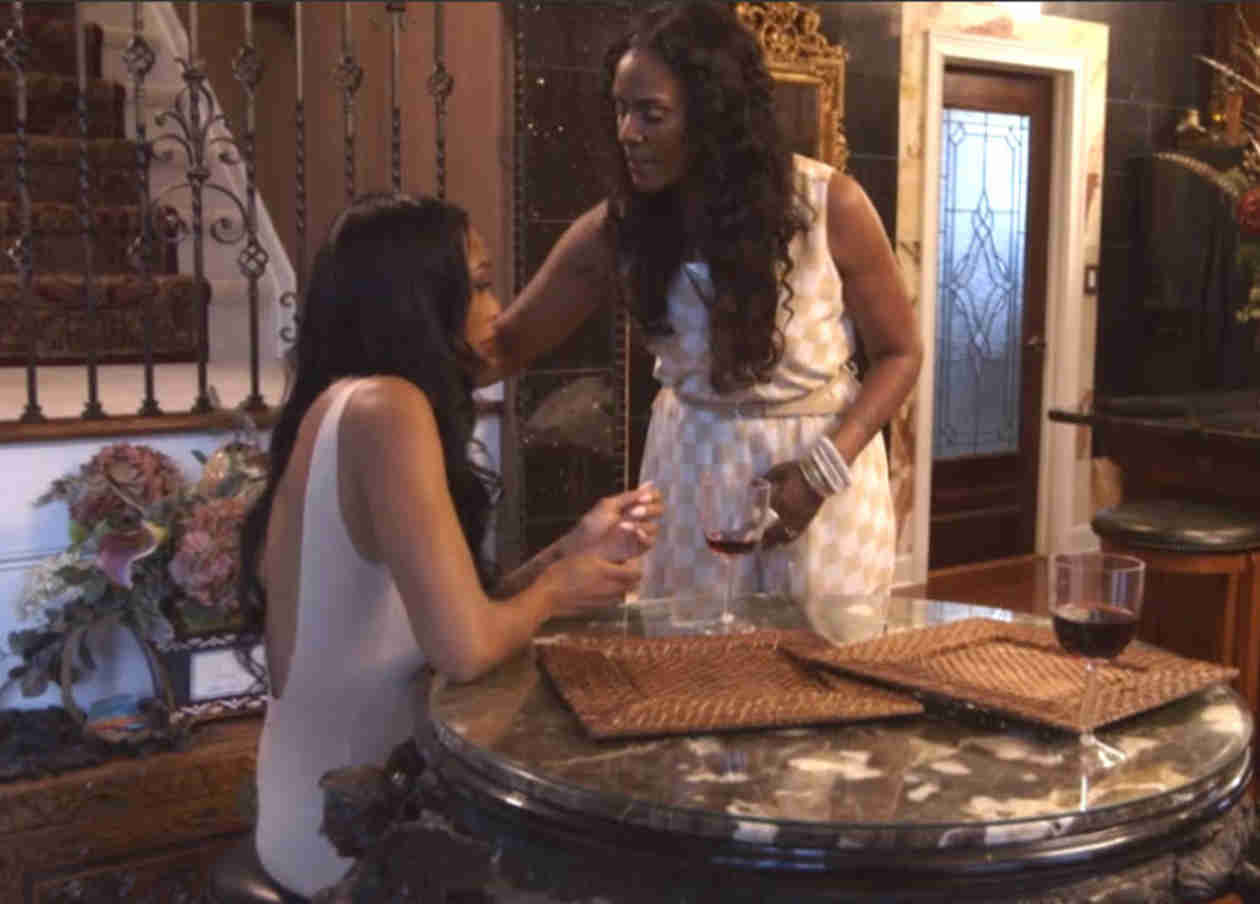 Momma Dee Gives Lil Scrappy and Bambi Her Blessing (VIDEO)