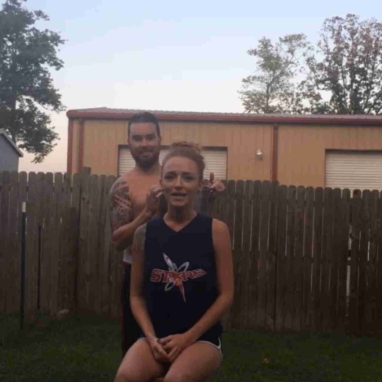 Maci Bookout's ALS Ice Bucket Challenge — See Her Boyfriend Taylor McKinney! (VIDEO)