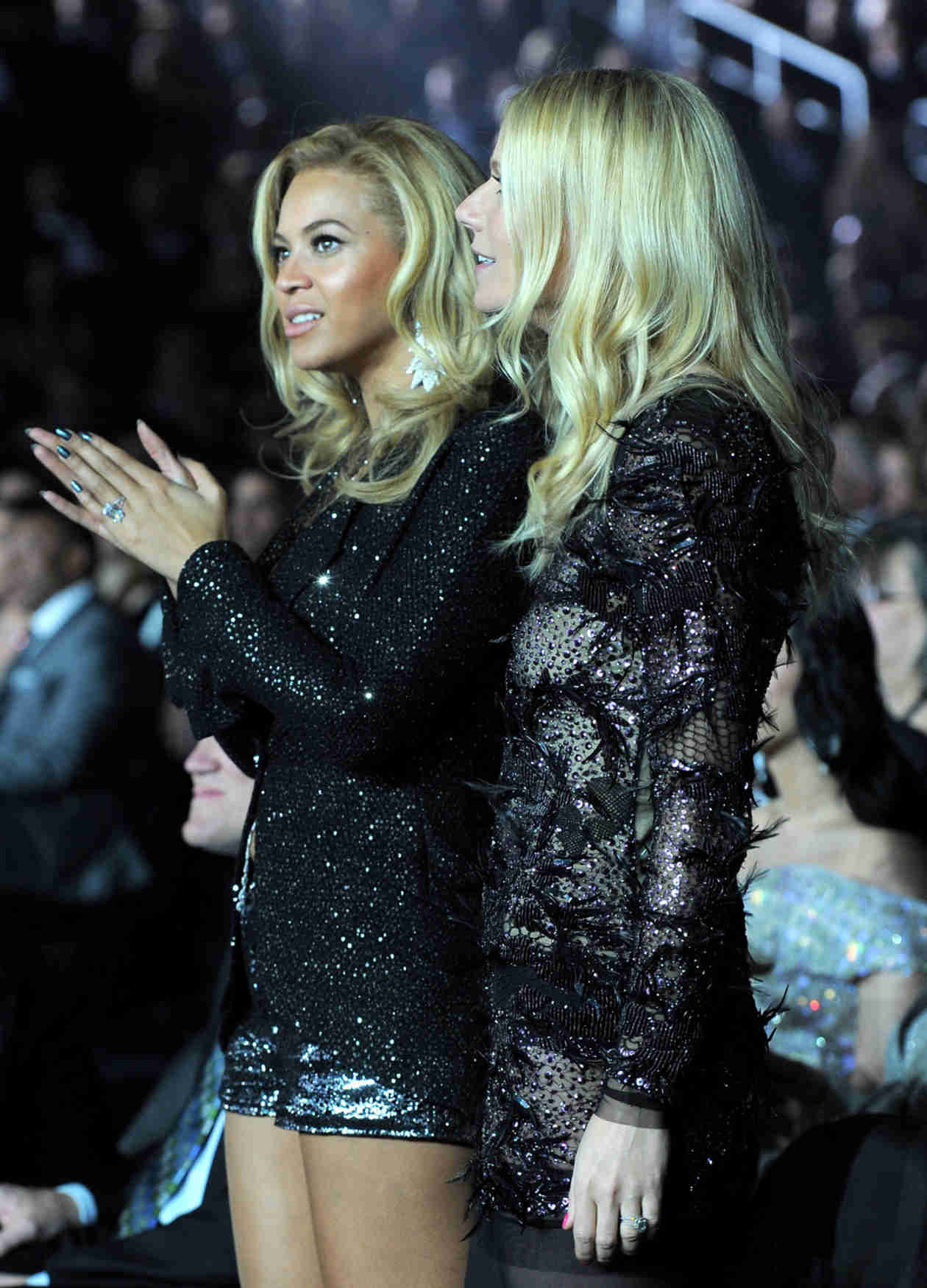 Beyoncé Went to Gwyneth Paltrow for Advice on Divorcing Jay Z — Report (VIDEO)