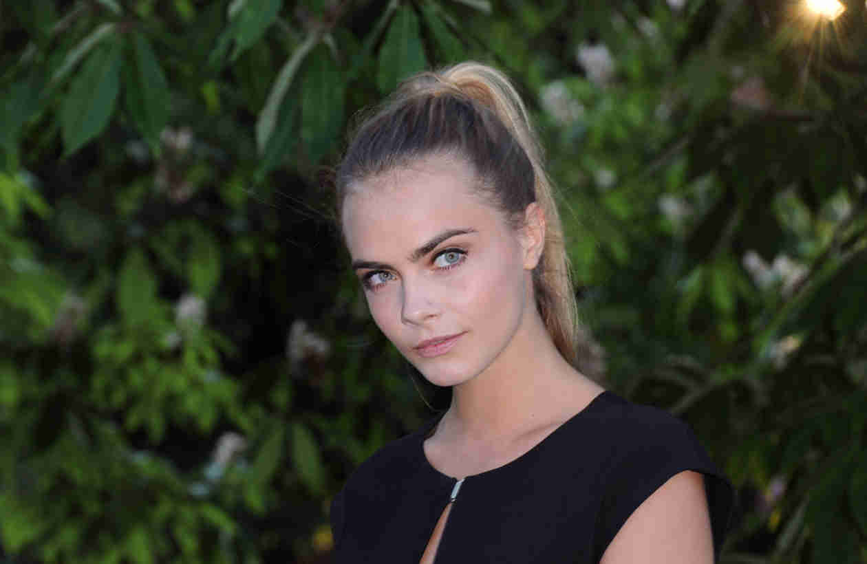 Cara Delevingne to Star in Beach Boys-Themed Movie