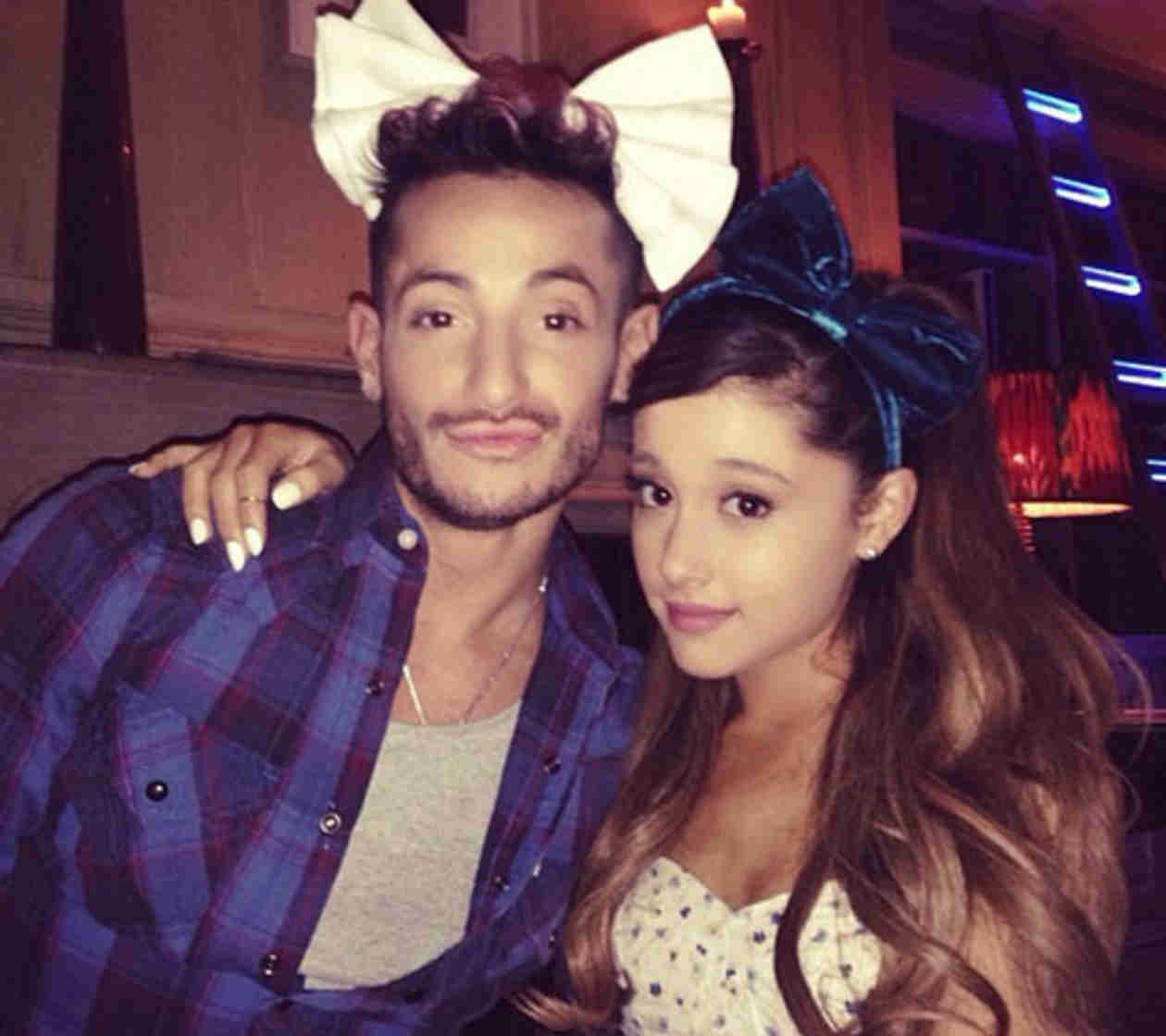 """Ariana Grande on Frankie Grande's Big Brother Game: He Was """"So Shady!"""""""