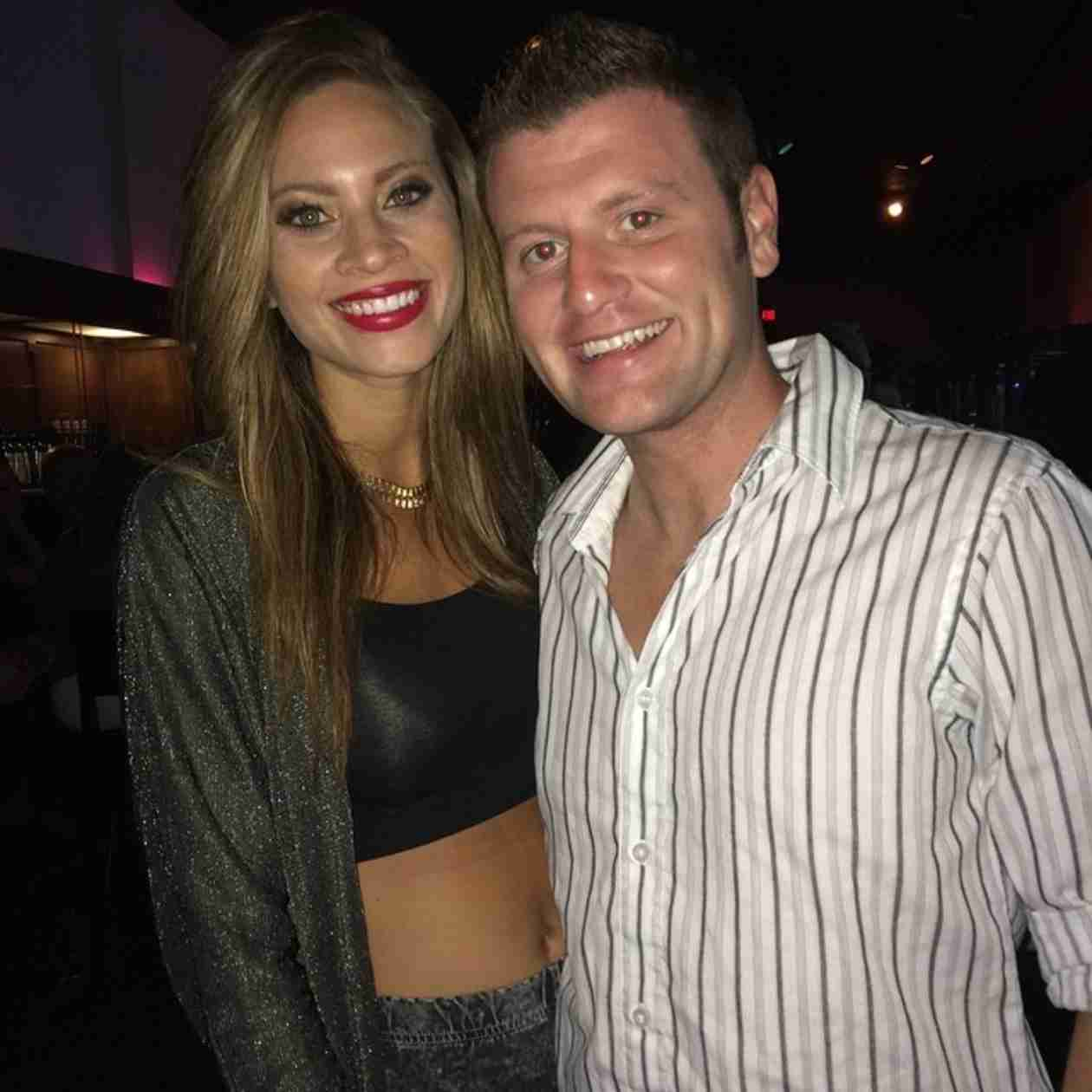 Big Brother Besties! Amber Borzotra Meets Hangs With Judd Daugherty (PHOTO)