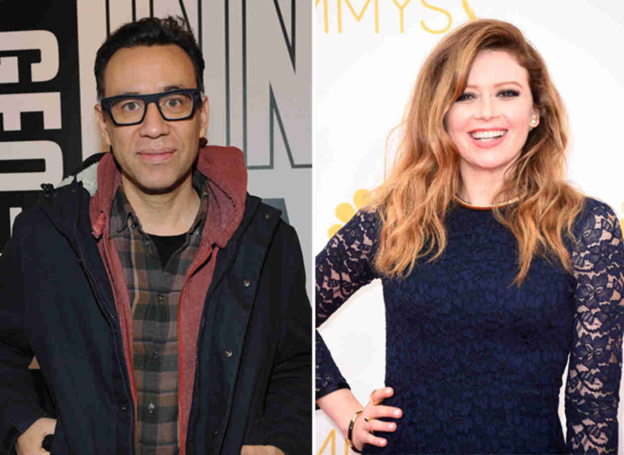 "Natasha Lyonne and Fred Armisen ""Shared Kisses"" at Post-Emmy Party — Report (VIDEO)"