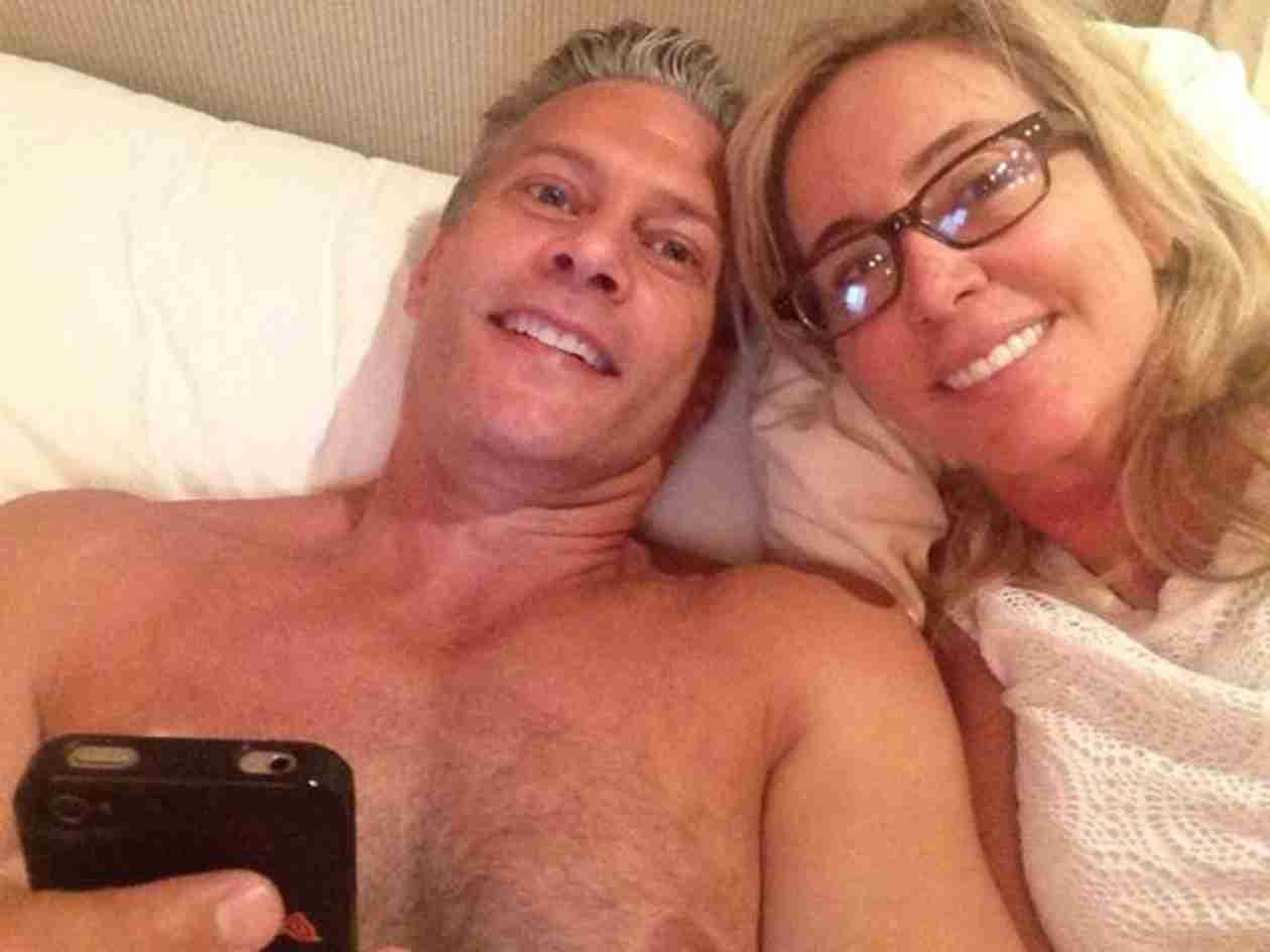 Shannon Beador Shares Cute Bedroom Selfie With David Beador (PHOTO)