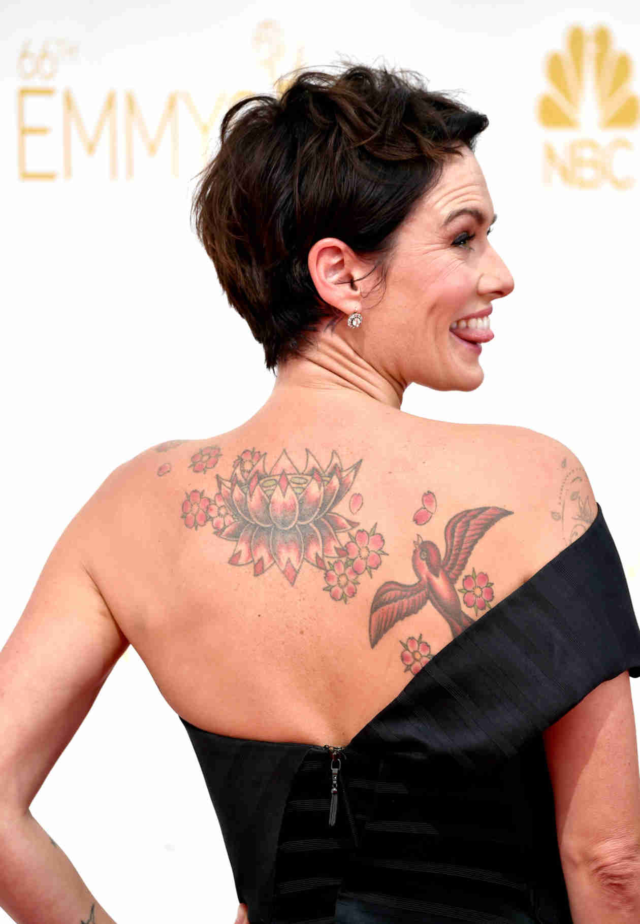 Cersei Has Tattoos?! Check Out Lena Headey's Ink! (PHOTOS)