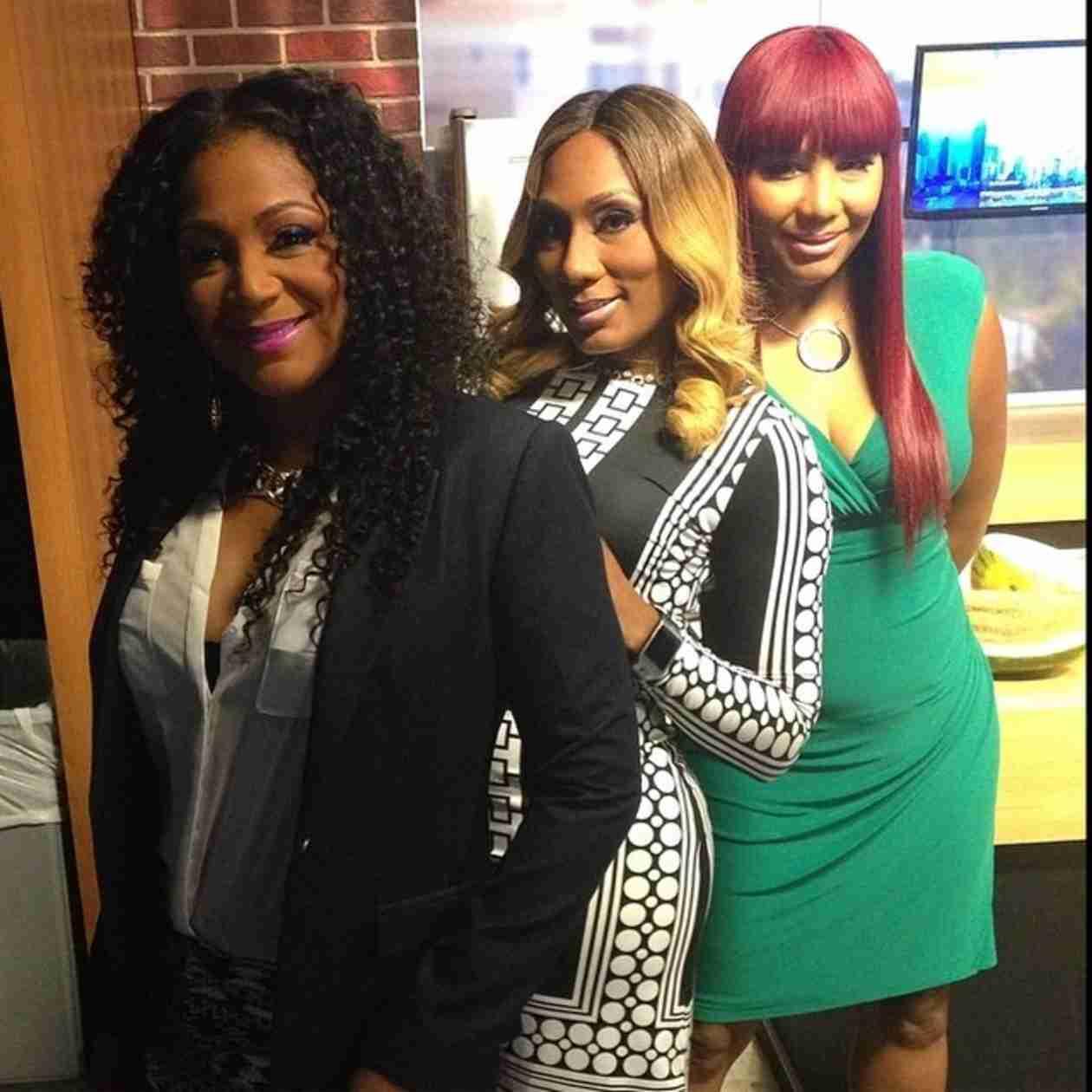 The Braxton Sisters Say They Wish Tamar Braxton Didn't Leave Retreat