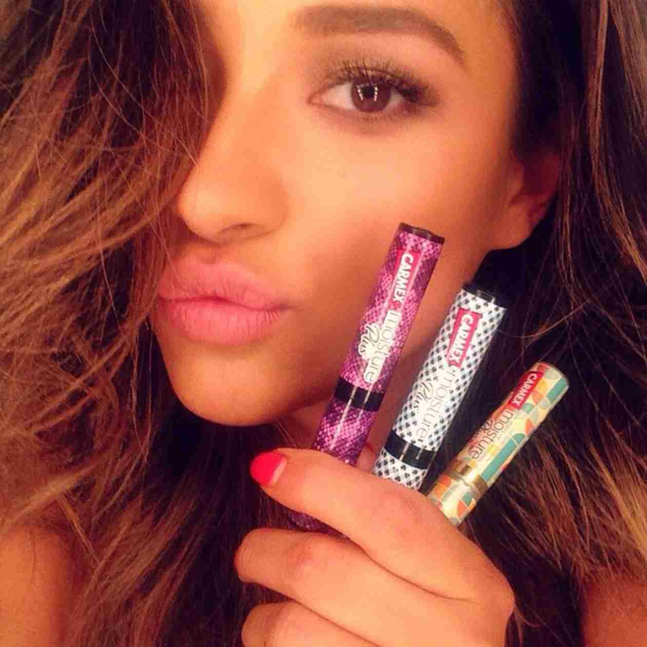 Shay Mitchell Named Carmex Spokesperson!
