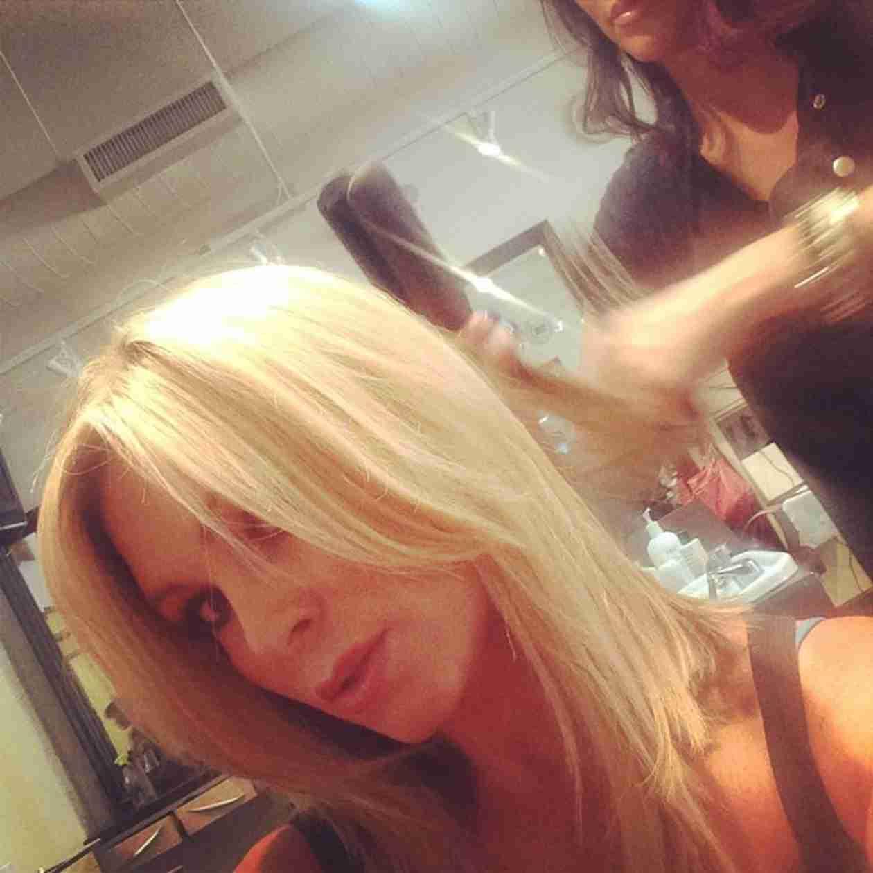 Tamra Barney Debuts New 'Do — She Got a Lob! (PHOTO)