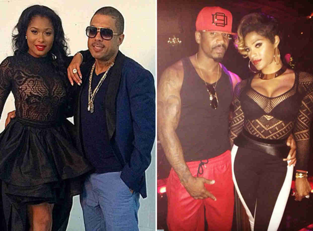 "Stevie J. Says Althea Heart's Lawsuit Is All a ""Smokescreen"""