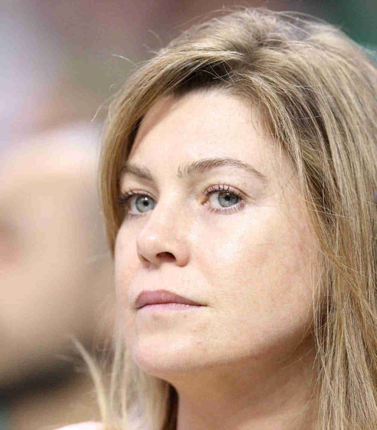"Ellen Pompeo Calls Out ""Bored"" People on Grey's Anatomy Set via Twitter — What's Going On?"