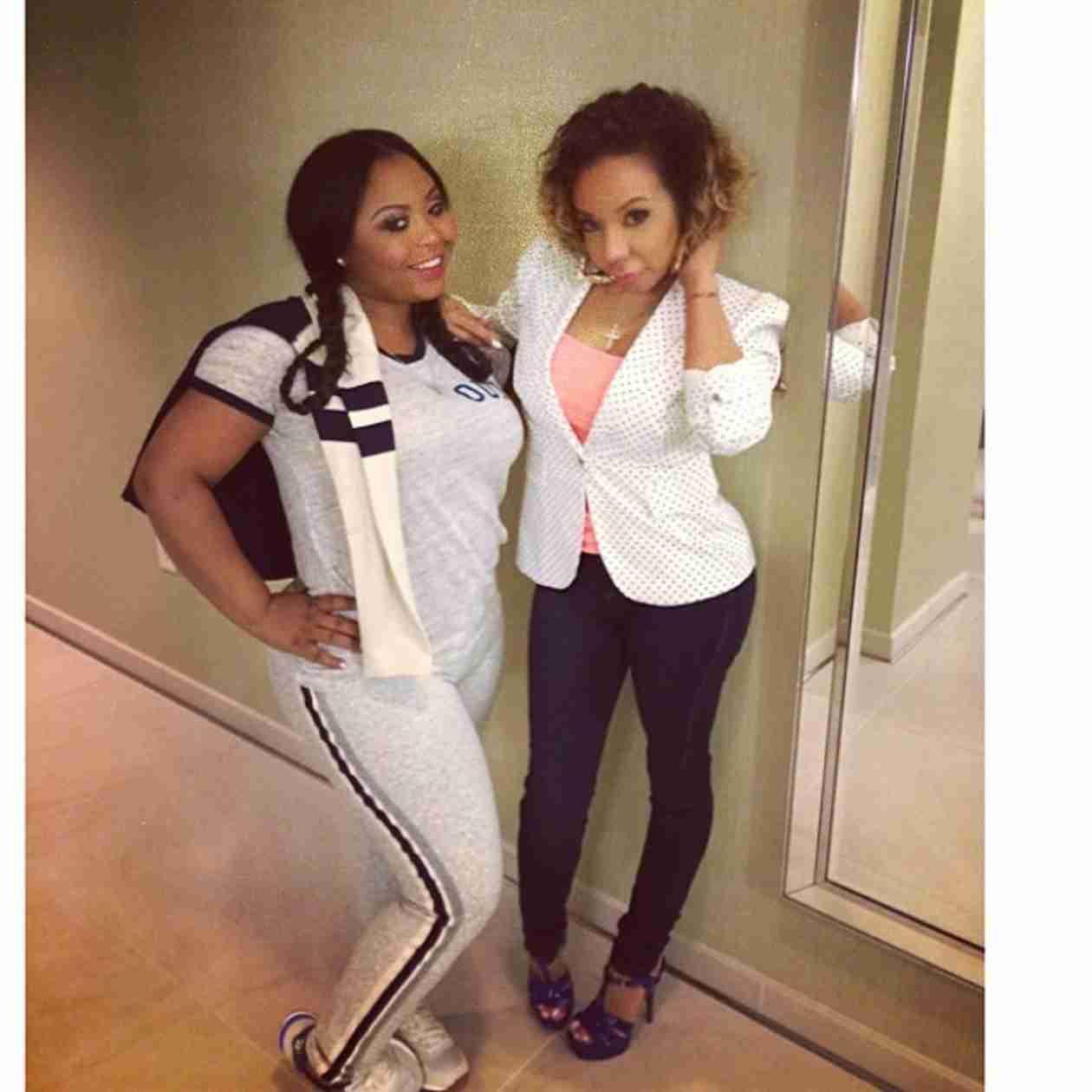 VH1 Orders T.I. & Tiny: The Family Hustle Spin-Off For Tiny and Shekinah Jo!