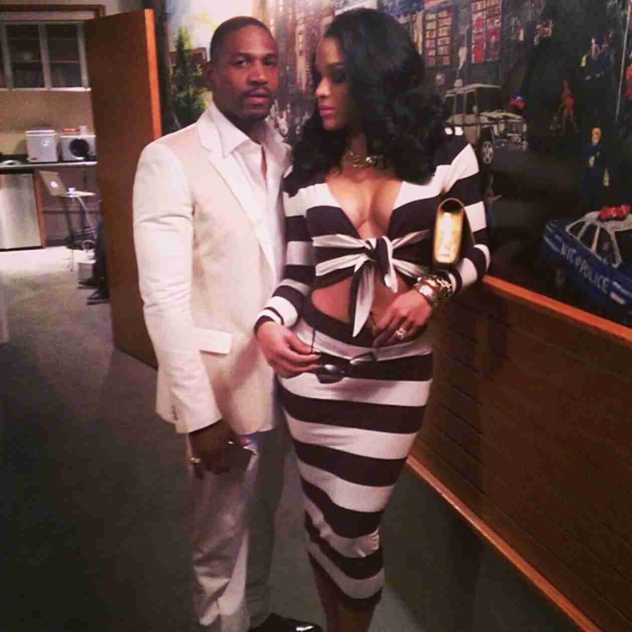 Benzino Claims Joseline Hernandez Is Abusive Towards Stevie J.!