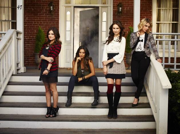 Mona Dies In the Pretty Little Liars Season 5 Summer Finale!