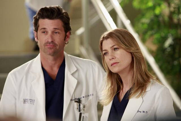 Grey's Anatomy: Shonda Rhimes Backtracks on Promise of Meredith-Derek Happy Ending — Uh-Oh
