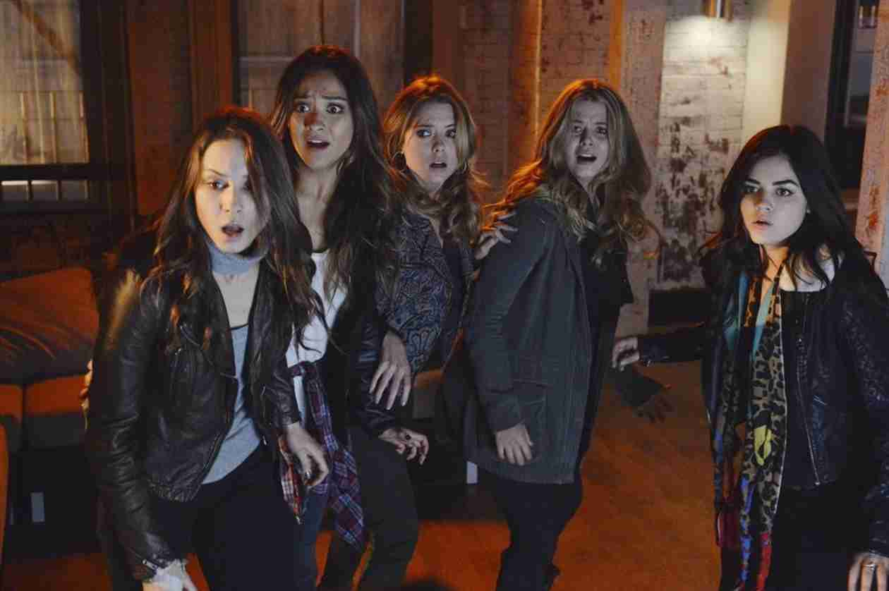 10 Scariest Scenes From Pretty Little Liars