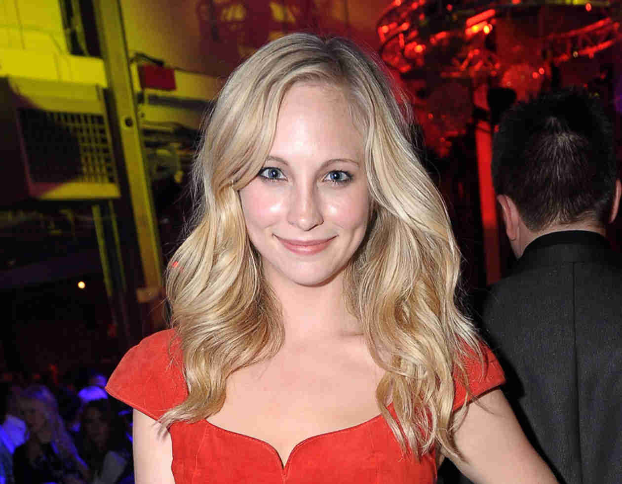"Candice Accola Gets Advice For a ""Healthy Marriage"" (PHOTO)"