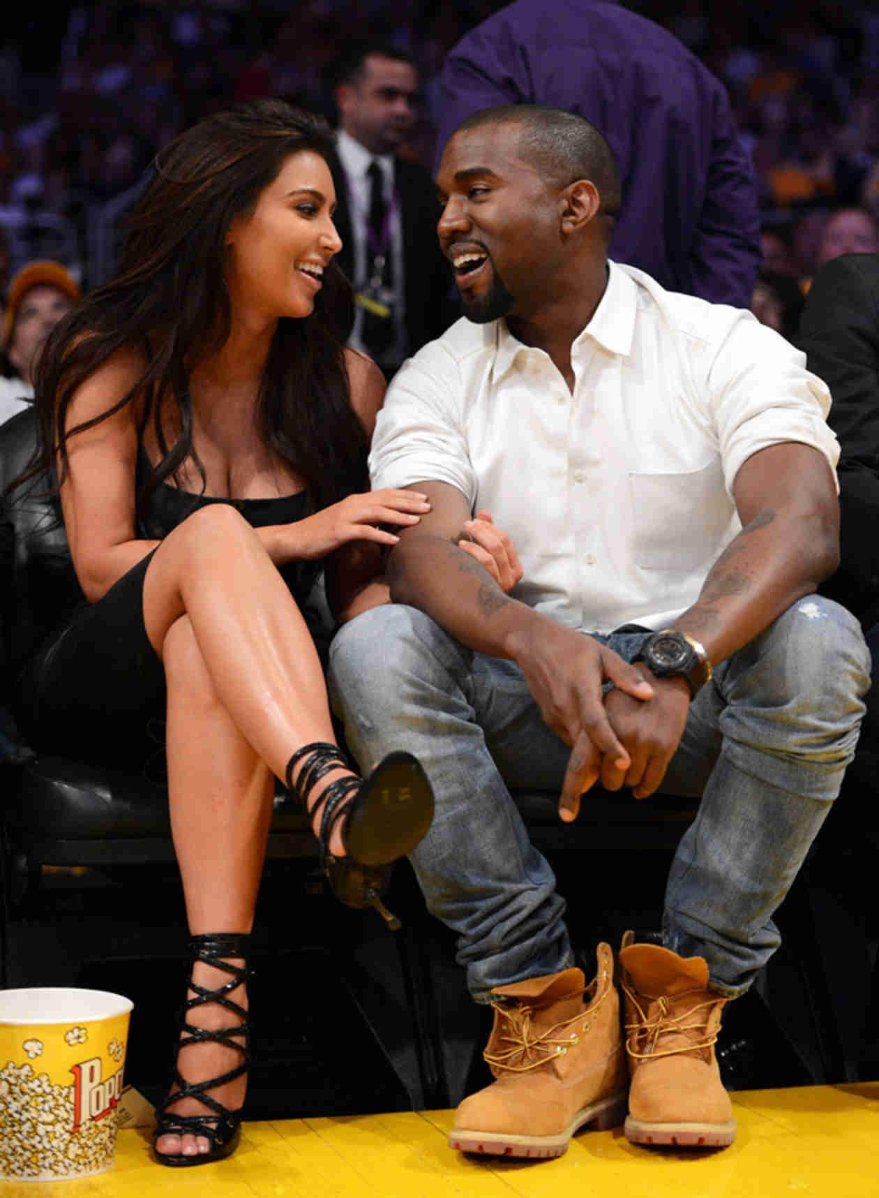 Is Kanye West Pushing Kim Kardashian to Slim Down?