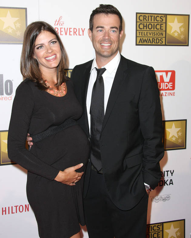 Carson Daly Welcomes His Third Child! What's Her Name? (VIDEO)