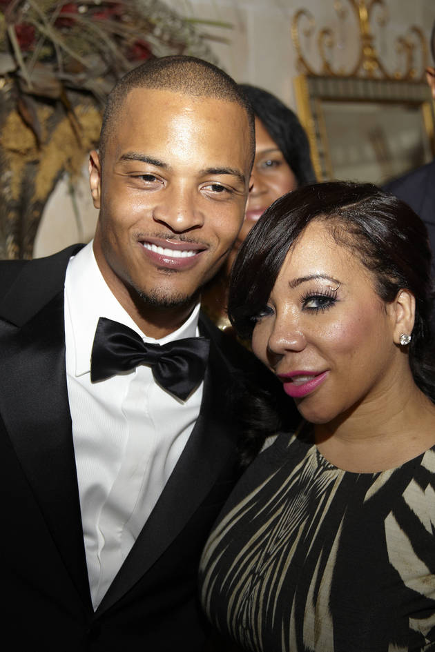 Tiny Harris Posts Special Message For T.I. For Wedding Anniversary (PHOTO)
