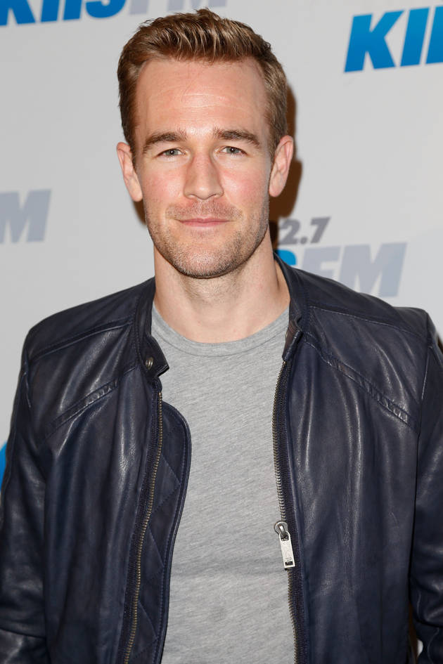 James Van Der Beek Takes Lead Role in CSI: Cyber