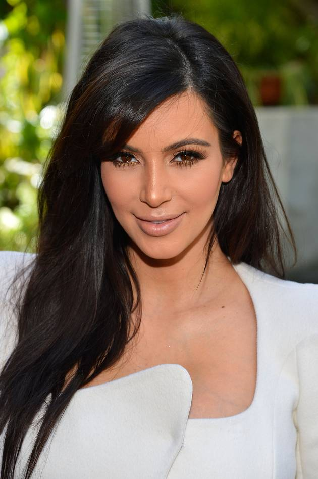 "Kim Kardashian: Adrienne Bailon Has a ""Good Heart"""