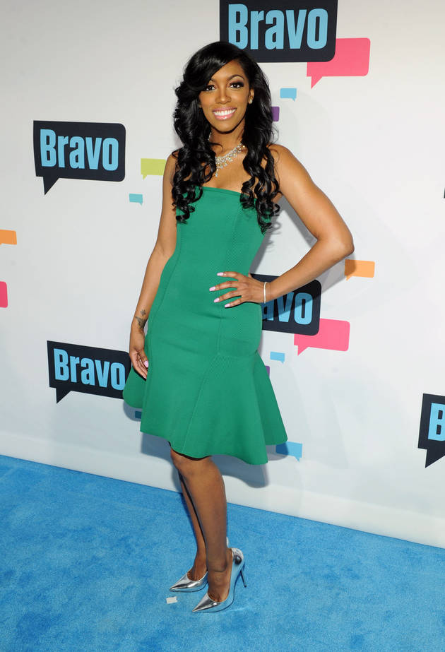 Porsha Stewart to Permanently Co-Host Dish Nation
