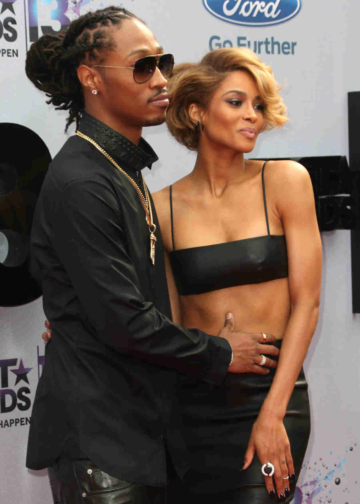 Ciara Ends Engagement to Future — Three Months After Son's Birth — Report (VIDEO)